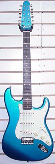 stratocaster 12 string